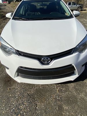 2015 Toyota Corolla LÊ for Sale in Silver Spring, MD