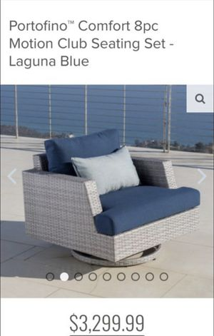 Patio furniture for Sale in Chula Vista, CA