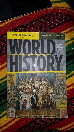 World History: Since 1500 for Sale in Rancho Cucamonga, CA