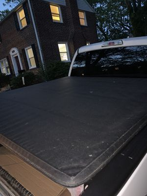 bed cover truck F150 for Sale in Washington, DC