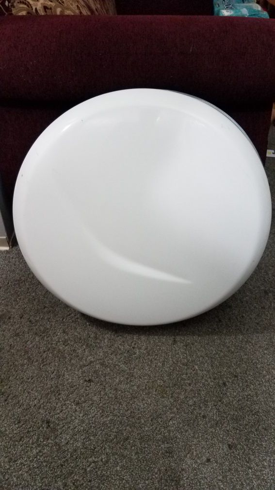 Toyota Rav4 Spare Tire Original Cover ( White)