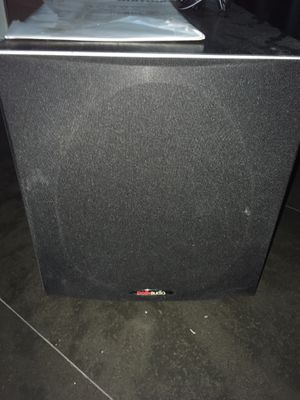 Polk Audio Subwoofer PSW10 for Sale in Miami, FL