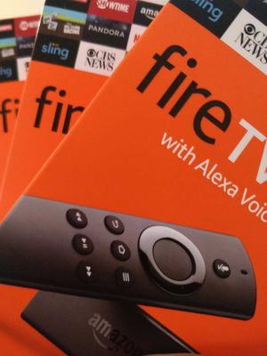 Amazon Unlocked Fire TV Sticks for Sale in Richmond, VA