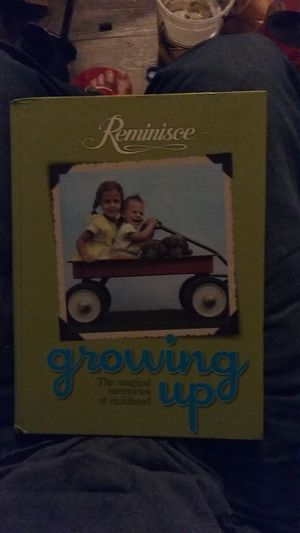 Reminisce growing up the magical memories of childhood for Sale in Wichita, KS