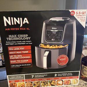 Ninja 5.5qt Air Fryer Max XL for Sale in North Highlands, CA