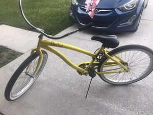 """26"""" magna rip curl cruiser bike. No rust at all. for Sale in Riverview, FL"""