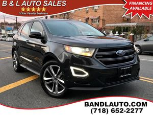 2015 Ford Edge for Sale in The Bronx, NY