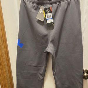 2 Brand New Boys Under Armour Pants Sz XL for Sale in Carlisle, IA
