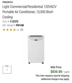 Portable AC 4 in 1 Brand New Throw a price for Sale in Washington, DC