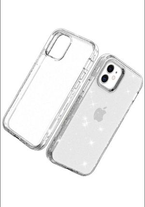 Clear glitter cases for iPhone 📱 for Sale in Paramount, CA
