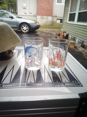 Disney glasses collectibles for Sale in Cincinnati, OH