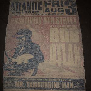 Vintage Bob Dylan T Shirt for Sale in Los Angeles, CA