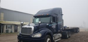 2006 Freightliner Columbia, Detroit2 serie 60 14L. Flatbed 1998. $ 20,000 for Sale in Union Park, FL