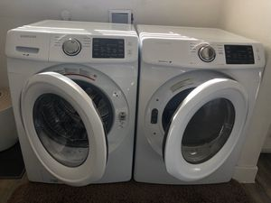 Samsung Washer and Dryer for Sale in San Diego, CA