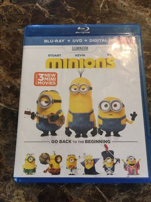 Minions Brand New Packaging for Sale in Fresno, CA