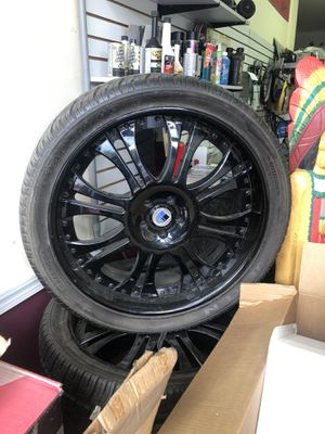 Rims for sale for Sale in Forest Heights, MD