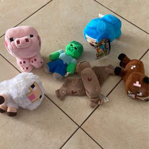 Minecraft Plushies for Sale in Hollywood, FL