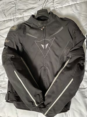 Dainese Men's Textile Motorcycle Jacket Size 50 Sm/Md for Sale in Orange, CA
