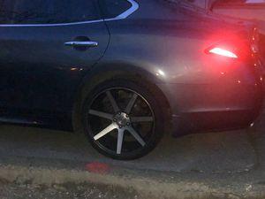 20 inch rims for Sale in Arlington, VA