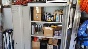 Sandusky metal cabinet for Sale in Palm Harbor, FL