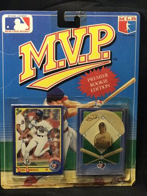 M.V.P Rookie Edition Baseball Cards for Sale in Columbus, OH