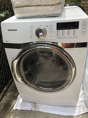 Samsung Washer & Dryer for Sale in Oklahoma City, OK