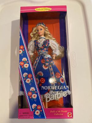 Barbie Norwegian Collector Edition for Sale in Torrance, CA