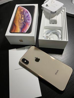 Unlocked iPhone XS 64gb for Sale in Seattle, WA