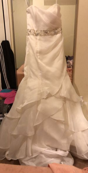Wedding dress $500 for Sale in Camden, NJ