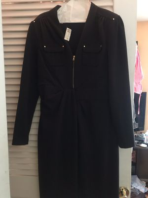 Kay Unger black dress new size 12 for Sale in Cary, IL