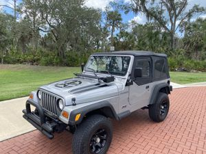 2000 Jeep Wrangler 4x4 (159k) Lifted 👌immaculate for Sale in Palm Coast, FL