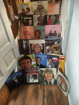 Almost 30 albums for sale very good condition for Sale in Marietta, GA
