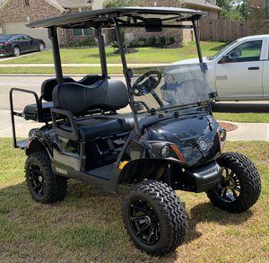 2018 Yamaha Drive 2 EFI Gas Golf Cart for Sale in Conroe, TX