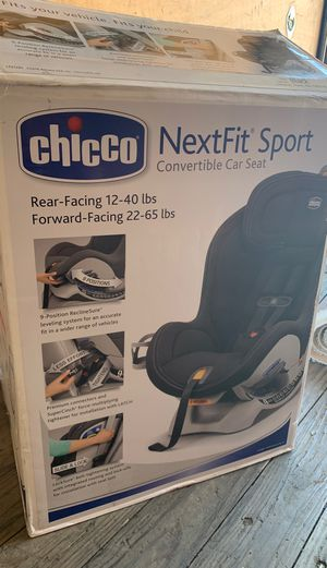 Chicco NextFit Sport Car Seat for Sale in Fort Worth, TX