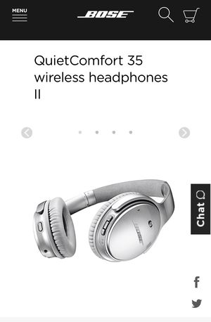 Bose headphones brand new for Sale in Boston, MA