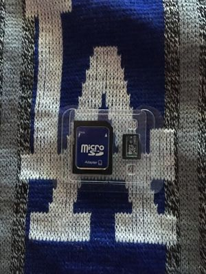 256 GB MICRO SD CARD CLASS 10 UNIVERSAL BACKWARD COMPATIBLE GREAT FOR ALL ANDROID AND ANY LAPTOPS 💻 OR NINTENDO SWITCH PS4 GO PRO DIGITAL CAMERA'S for Sale in Los Angeles, CA