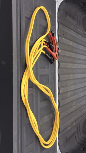 Heavy Duty Jumper Cables for Sale in Brunswick, MD