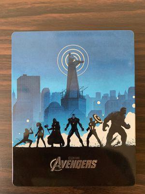 Avengers Steelbook for Sale in Anaheim, CA