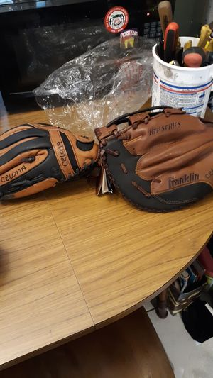 Baseball gloves for Sale in Boston, MA