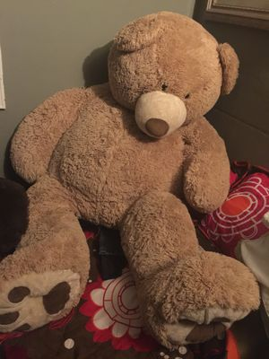 Big 5ft teddy bear for Sale in San Jose, CA