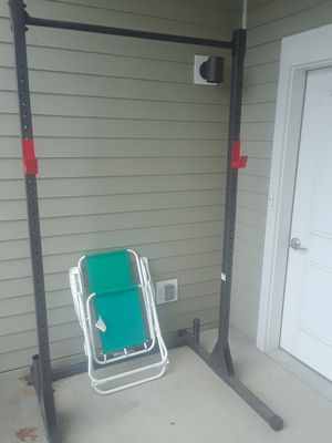 Weight bar and pull up bar for Sale in Johnson City, NY