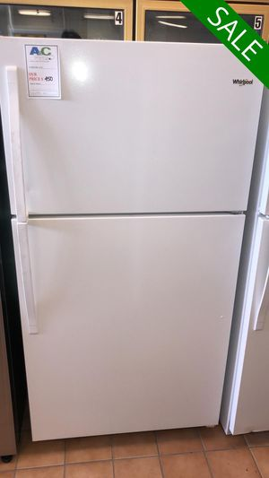 FREE DELIVERY!! Whirlpool CONTACT TODAY! Refrigerator Fridge Works Perfect #1476 for Sale in Fort Washington, MD