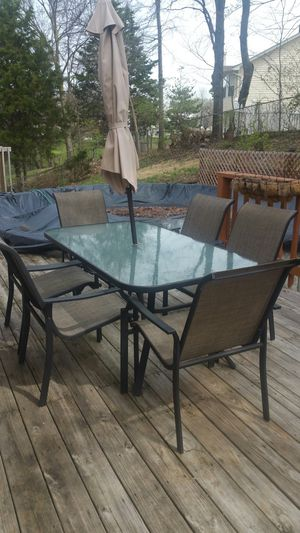 Outdoor furniture for Sale in St. Louis, MO