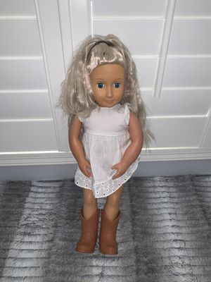 Our generation doll for Sale in Las Vegas, NV