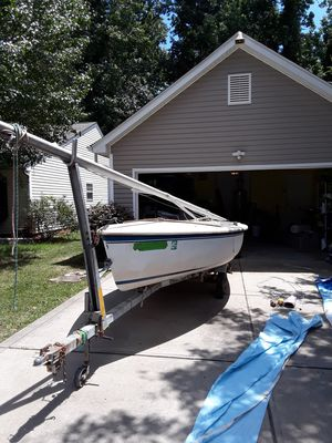 Sailboat full rig for Sale in Charlotte, NC