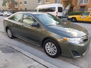2012 Toyota Camry for Sale in Miami, FL
