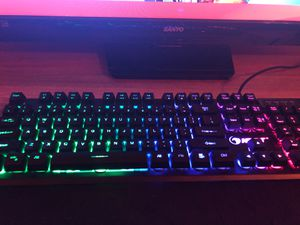 Gaming keyboard for Sale in Lathrop, CA