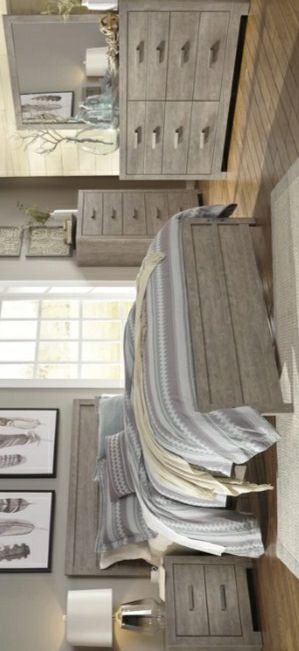 Culverbach Gray Panel Bedroom Set for Sale in Jessup, MD
