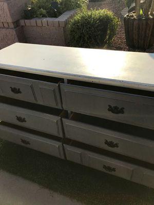 Shabby chic dresser for Sale in Phoenix, AZ