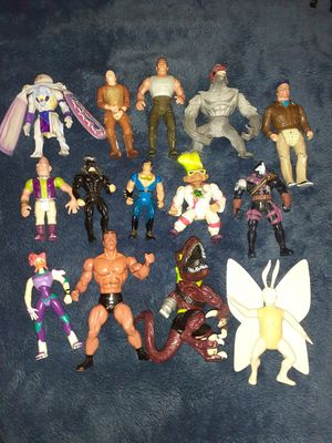 Collectible toy lot for Sale in Redlands, CA